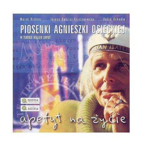 Soliton Agnieszka osiecka: apetyt na życie (5907577171827)