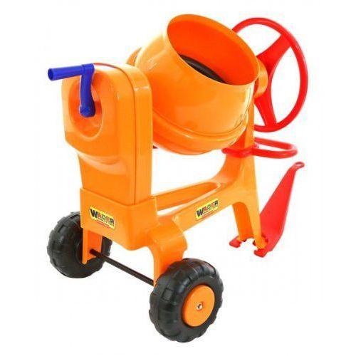 Wader quality toys Wader qt betoniarka z zaczepem - hity wiecejzabawek.pl. szybka wysyłka - 100% zadowolenia. sprawdź już dziś! (4810344043757)