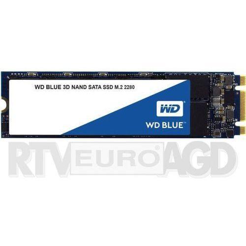Wd blue 3d m.2 2280 1tb - produkt w magazynie - szybka wysyłka!