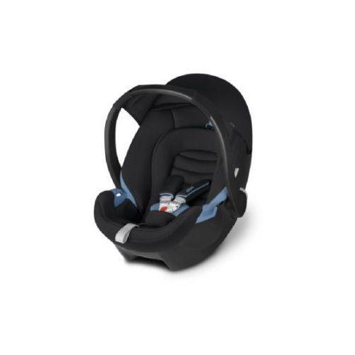 Cbx fotelik samochodowy aton cozy black - kolor czarny