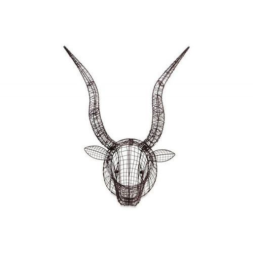 Nkuku - Dekoracja ścienna głowa byka