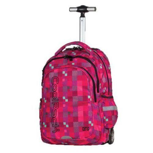 CoolPack Junior Plecak Szkolny Na Kółkach 34L Red Berry 60752CP