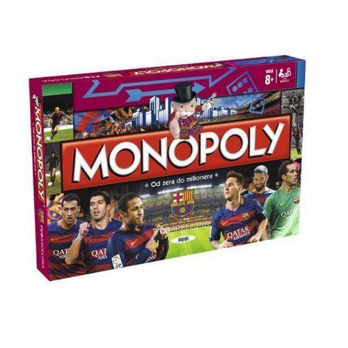 Monopoly FC Barcelona wersja polska