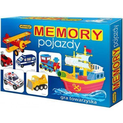 Adamigo Memory - pojazdy