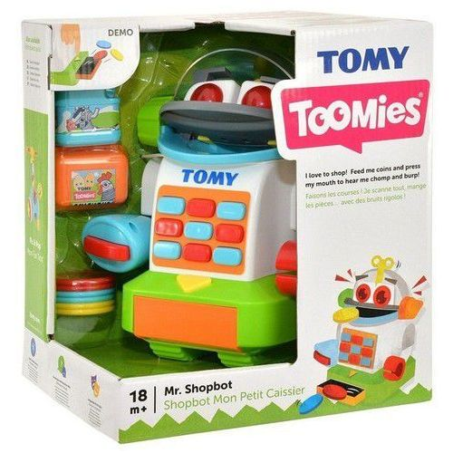Tomy Pan robokasjer (5011666726123)