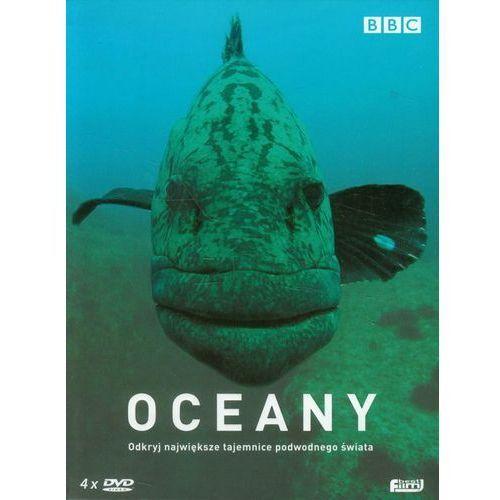 Oceany - produkt z kategorii- Filmy przyrodnicze