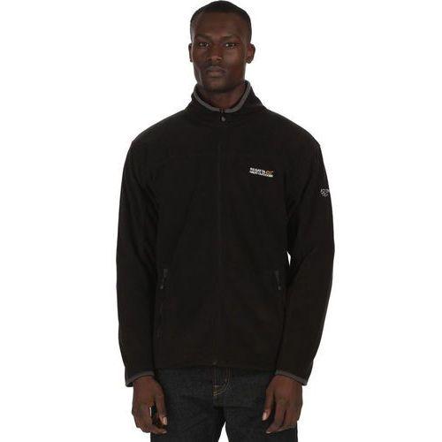 Regatta stanton ii kurtka mężczyźni czarny 3xl 2019 kurtki polarowe