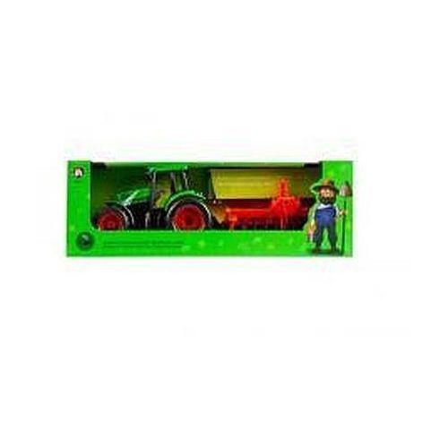 Mega creative Traktor z akcesoriami (5903246453140)