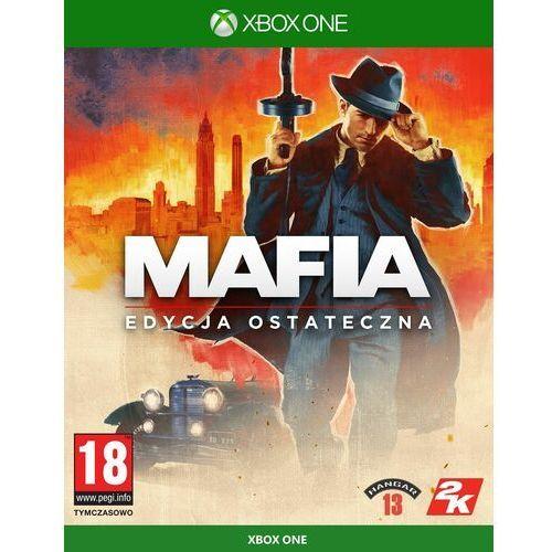Mafia Edycja ostateczna (Xbox One)