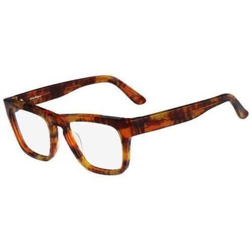 Salvatore ferragamo Okulary korekcyjne sf 2726 228