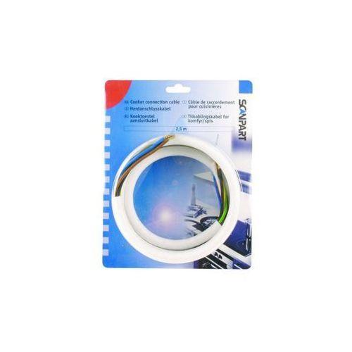 SCANPART Kabel do podlaczenia kuchenki 1191025525 (4012074152826)