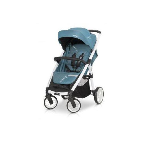 Easy-Go Quantum wózek dziecięcy spacerówka Nowość 2017 Adriatic - produkt z kategorii- Wózki spacerowe