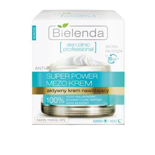 Bielenda Skin clinic professional aktywny krem nawilżający na dzień i noc 50ml (5902169015213)