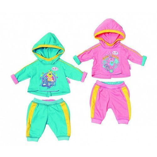 Baby born - zestaw ubranek sportowych marki Mga
