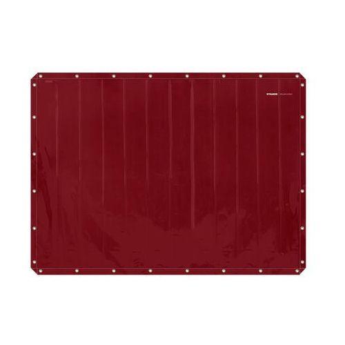 group ekran spawalniczy - 239 x 175 cm - zapasowy sws03 - 3 lata gwarancji marki Stamos welding