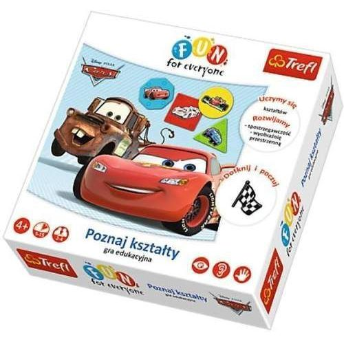 Trefl Gra ffe poznaj ksztalty cars ( fun for everyone ) (5900511240016)