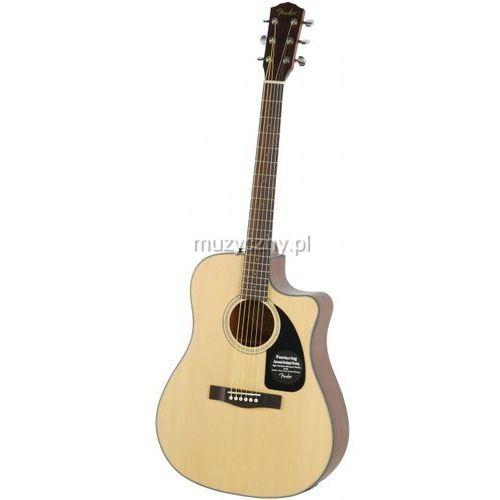 Fender CD 100 CE NAT V2 gitara elektroakustyczna