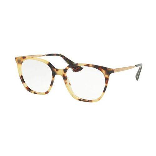 Okulary korekcyjne pr11tv 7s01o1 marki Prada