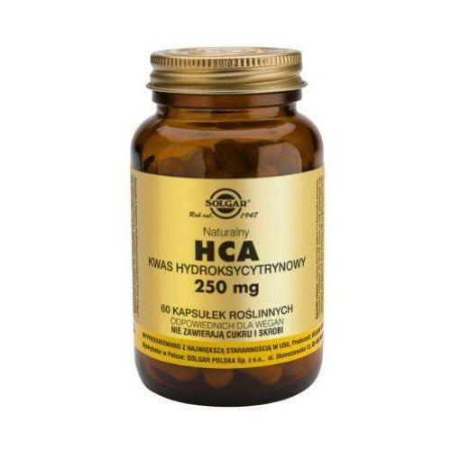Kapsułki HCA Kwas Hydroksycytrynowy 250 mg 60 kaps.