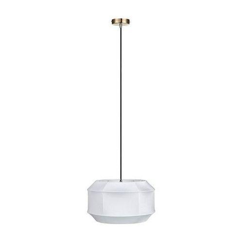 LAMPA wisząca CORSE 106430 Markslojd abażurowa OPRAWA zwis biały, 106430
