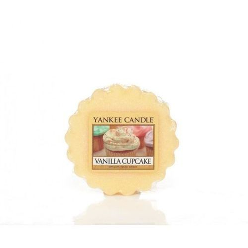 Yankee candle vanilla cupcake 22g wosk zapachowy szybka wysyłka infolinia: 690-80-80-88 (5038580000801)