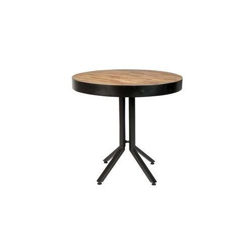 Orange line stół bistro maze okrągły naturalny 2100085 (8718548043596)