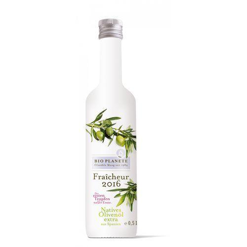 Bio planete (oleje i oliwy) Oliwa z oliwek extra virgin fraicheur bio 500 ml - bio planete (3445020221634)