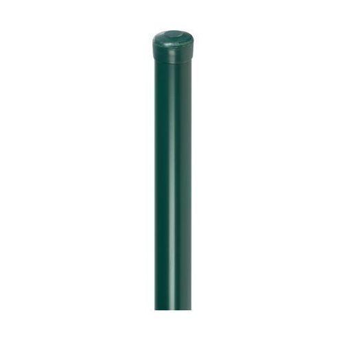 Słupek ogrodzeniowy do siatki 4,8 x 240 cm zielony marki Arcelor mittal