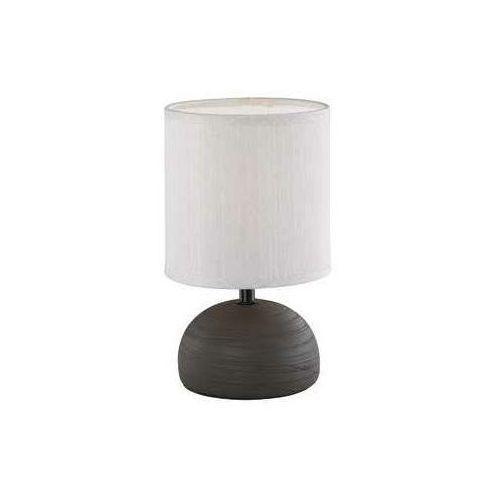 luci lampa stołowa brązowy, 1-punktowy - dworek/skandynawski - obszar wewnętrzny - luci - czas dostawy: od 3-6 dni roboczych marki Reality