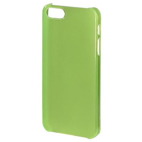 Pokrowiec HAMA Slim Cover Apple iPhone 5 Zielony, kolor zielony