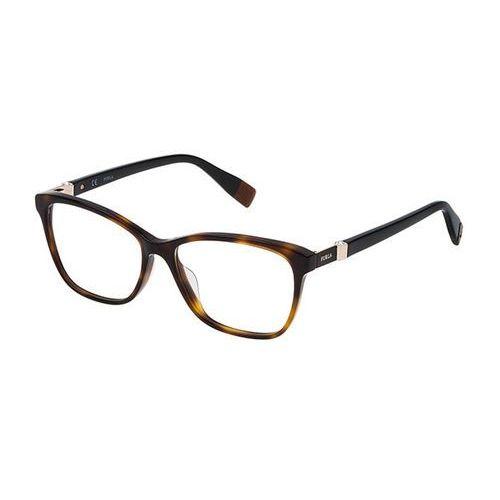 Okulary korekcyjne vfu091s 0722 marki Furla