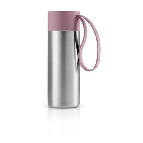 Stalowy kubek termiczny To Go Cup, Nordic Rose - Eva Solo (5706631074308)