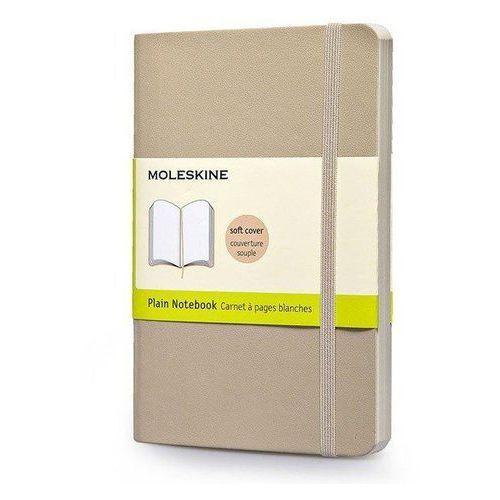 Moleskine Notes l  gładki beżowy (9788867323708)