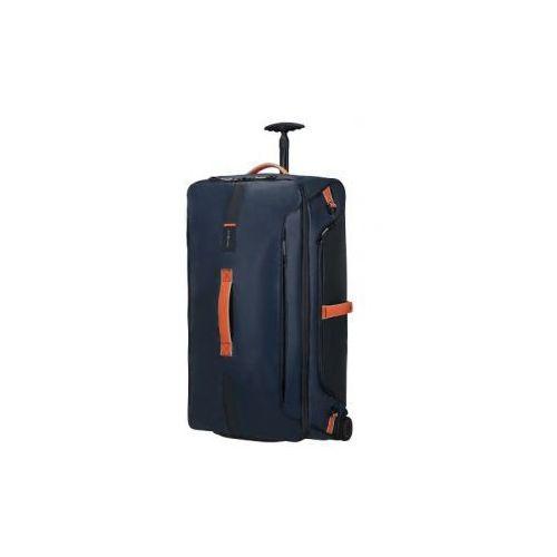 7086cc9375298 SAMSONITE torba miękka kołach 79 cm kolekcja PARADIVER LIGHT model  Duffle/WH materiał poliuretan/polyester/teflon