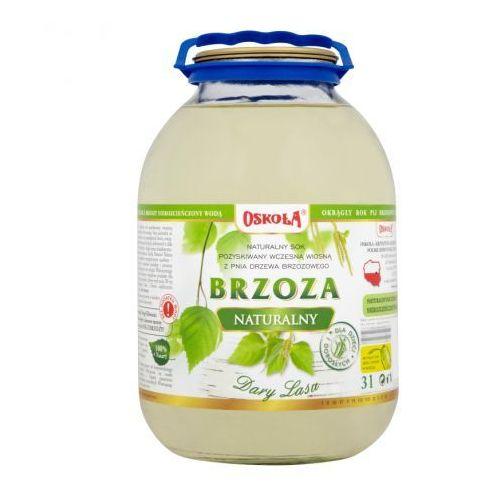 Sok z brzozy 3 l (K) - Oskoła z kategorii Napoje, wody, soki