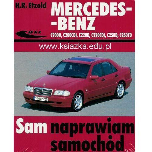 Mercedes-benz c200d, c200cdi, c220d, c220cdi, c250d, c250td marki Wydawnictwa komunikacji i łączności