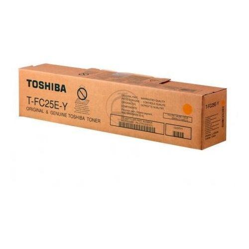 Toshiba toner yellow t-fc25e-y, tfc25ey, 6aj00000081