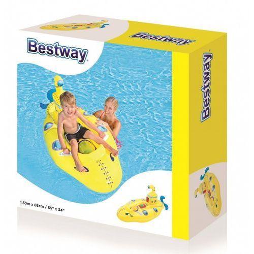Bestway 41098 ŻÓŁTA ŁÓDŹ PODWODNA 1.65mx86cm (1718, Bestway)