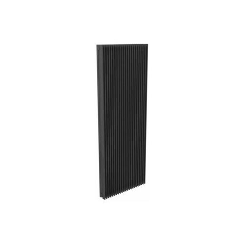 Grzejnik dekoracyjny mab x c31 180 x 67 cm czarny marki Instal-projekt