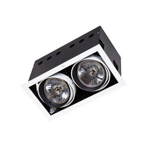 ITALUX LAMPA STROPOWA ARLO DL-722APLUSDL-722HD-AR111/WL