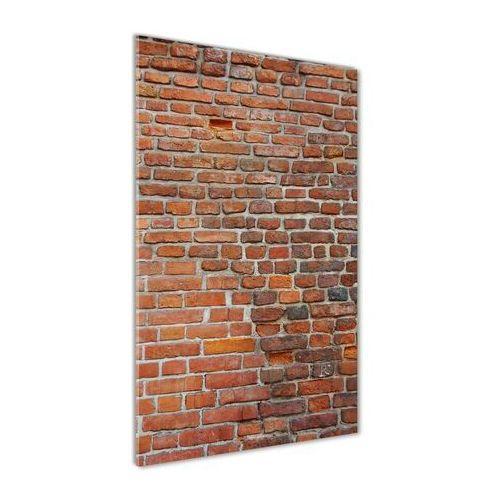 Foto obraz akryl do salonu Ceglana ściana