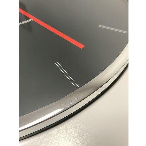 Zegar ścienny Karlsson Thin Line station
