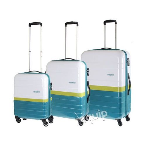 Zestaw walizek American Tourister Pasadena - mojito flavour, kup u jednego z partnerów