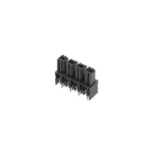 Obudowa męska na PCB Weidmüller 1 289 010 000, Ilośc pinów 4, Raster: 10.16 mm, 50 szt.