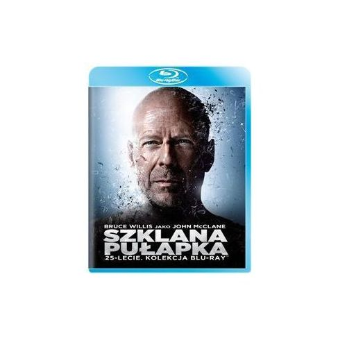 Szklana pułapka 1-4 (Blu-Ray) - John McTiernan, Len Wiseman