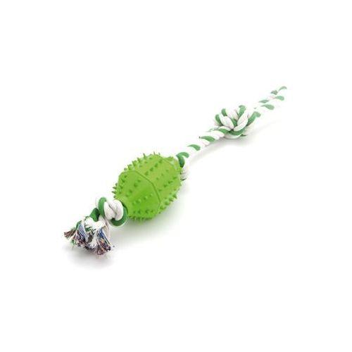 Comfy Zibi sznur bawełniany z gumowym gryzakiem nr kat.202851