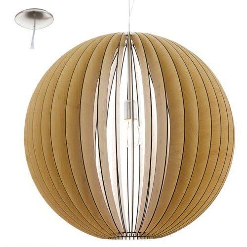 lampa wisząca COSSANO śr. 70 cm - jasna, EGLO 94766