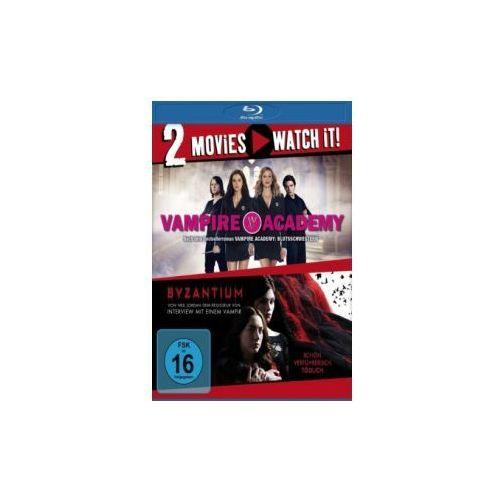 Vampire Academy / Byzantium, 2 Blu-ray