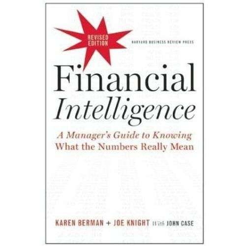 Financial Intelligence, Berman, Karen