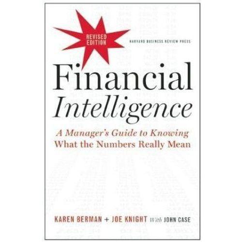 Financial Intelligence, Berman, Karen